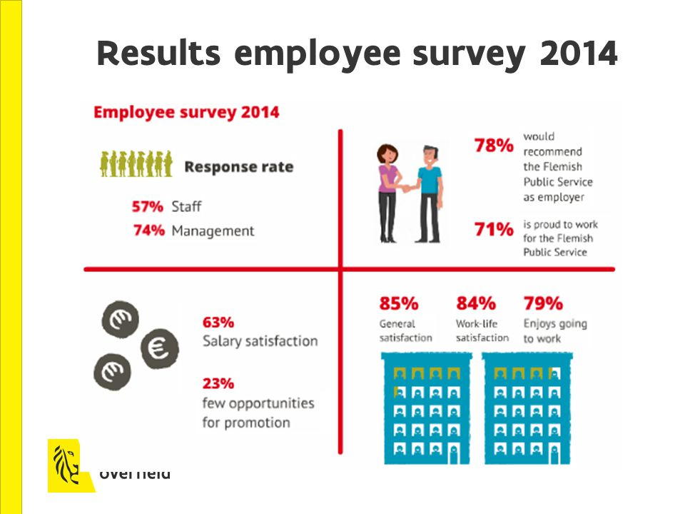 Employee engagement Assisting HR Business partners in aligning - employee survey