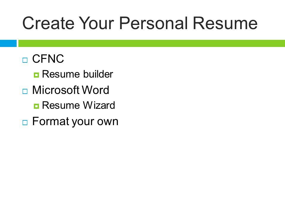 Wizard Resume Builder Free Resume Builders Templatesmemberproco