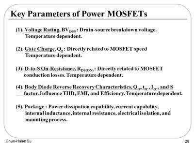 Design of Class-D Audio Amplifiers - ppt video online download