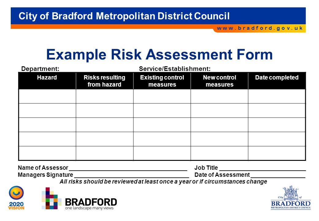 Biological Risk Assessment Template Gallery - Template Design Ideas - download risk assessment template