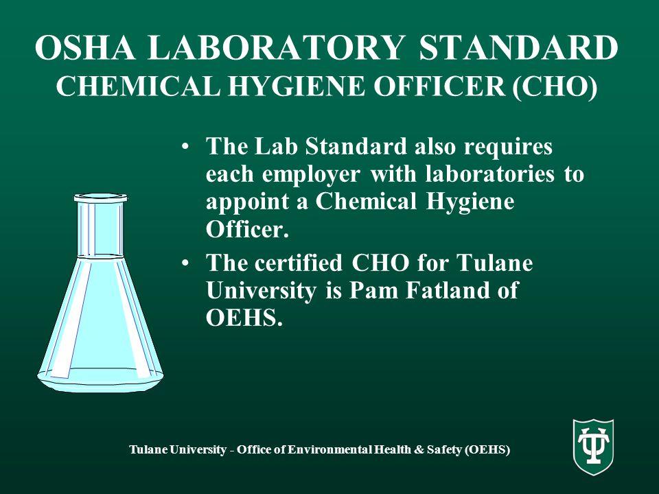 chemical hygiene officer sample resume top 8 chemical hygiene - Chemical Hygiene Officer Sample Resume