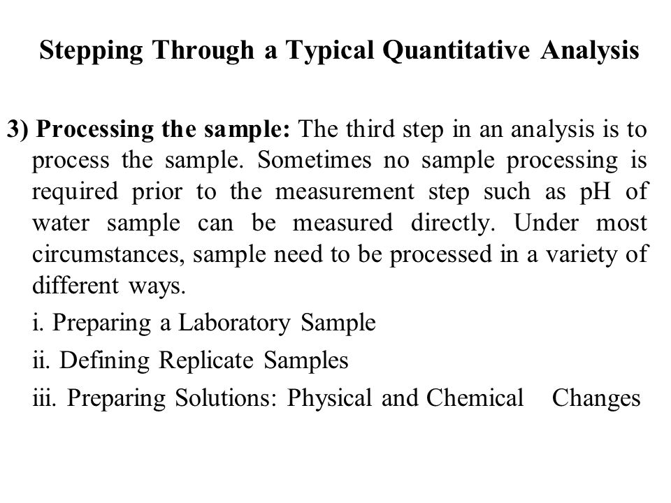Sample Quantitative Analysis Qualitative Data Analysis Instruments