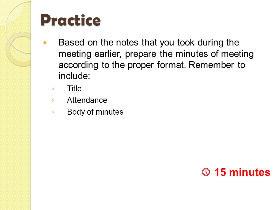 Proper Minutes Format. free meeting minutes template for microsoft ...