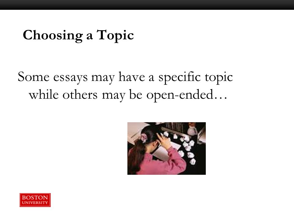 Writing Workshop Constructing Your College Essay Ppt