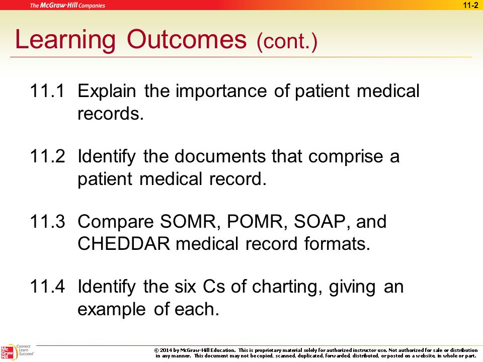Medical Records and Documentation - ppt download - soap documentation