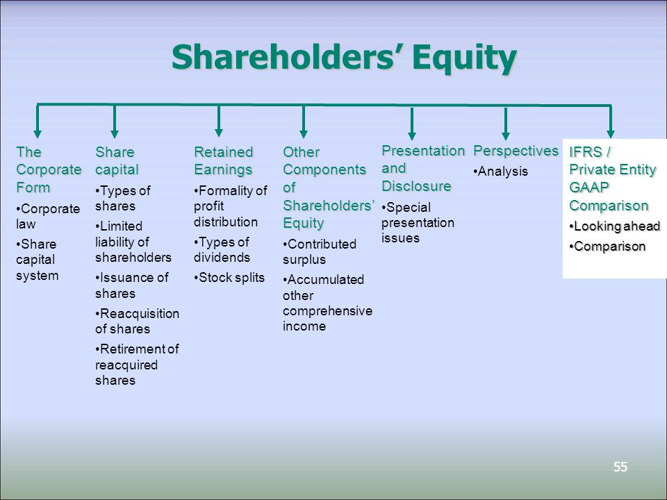 Chapter 15 Shareholders Equity Ppt Video Online Download
