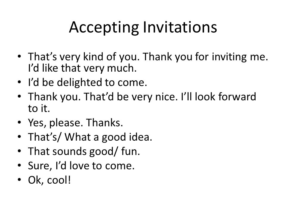 How To Thank Someone For Accepting An Invitation Invitationsweddorg