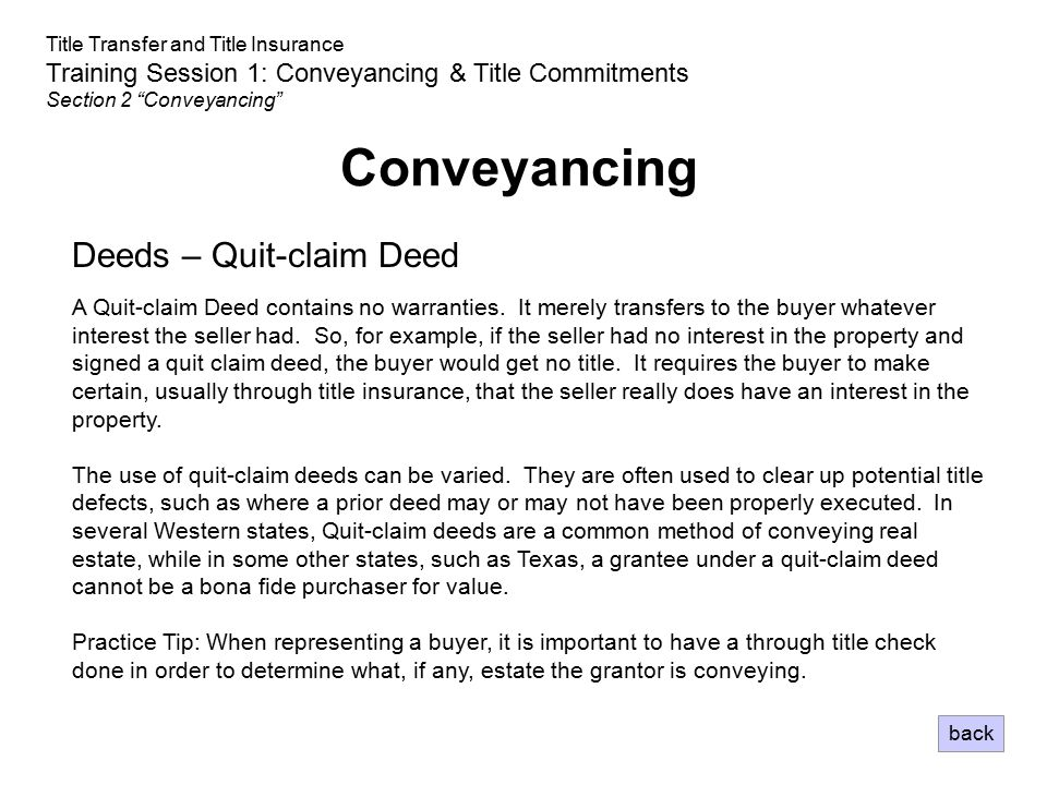 Quick Claim Deed Form Quitclaim Deed Divorce Sample QuitclaimQuit - quick claim deed