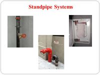 FIRE STANDPIPE SYSTEMS - ppt video online download