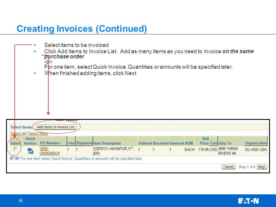 Supplier Invoicing North America - ppt video online download