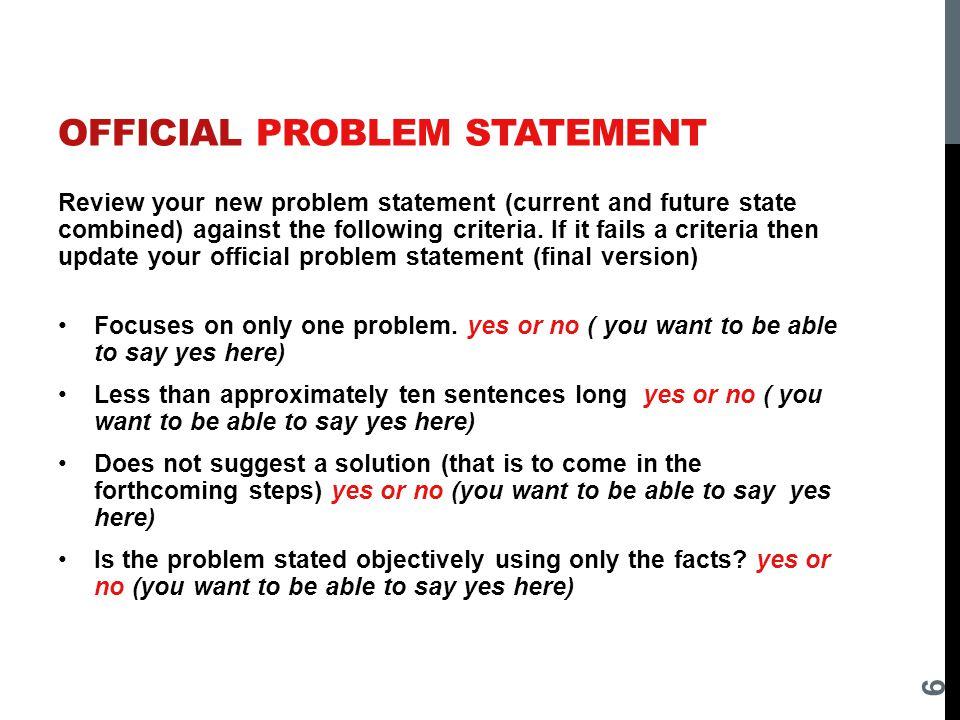 Problem statement of a project \u2013 Free Essays