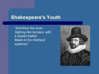 The Seven Ages of Shakespeare