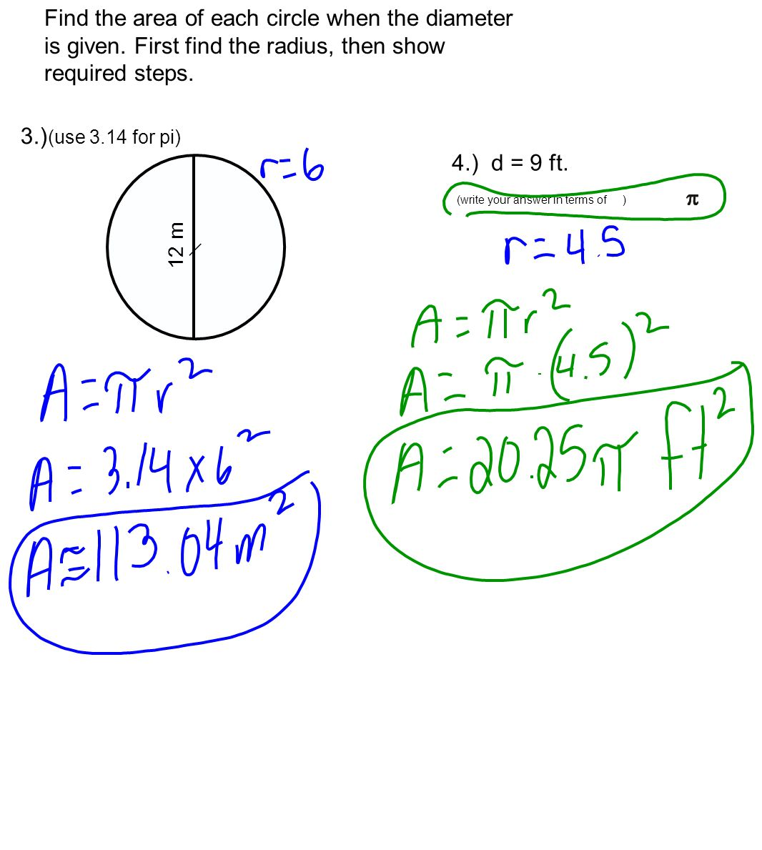 7 Find Download How To Calculate Radius Of A Circle