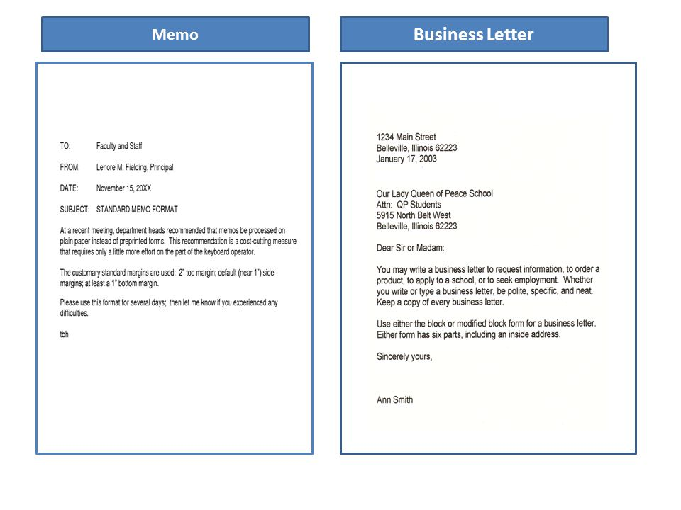 Personal-Business Letters - ppt video online download