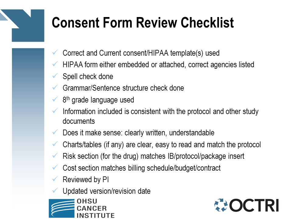 Hipaa Consent Forms medical release forms efficiencyexperts - research consent form template