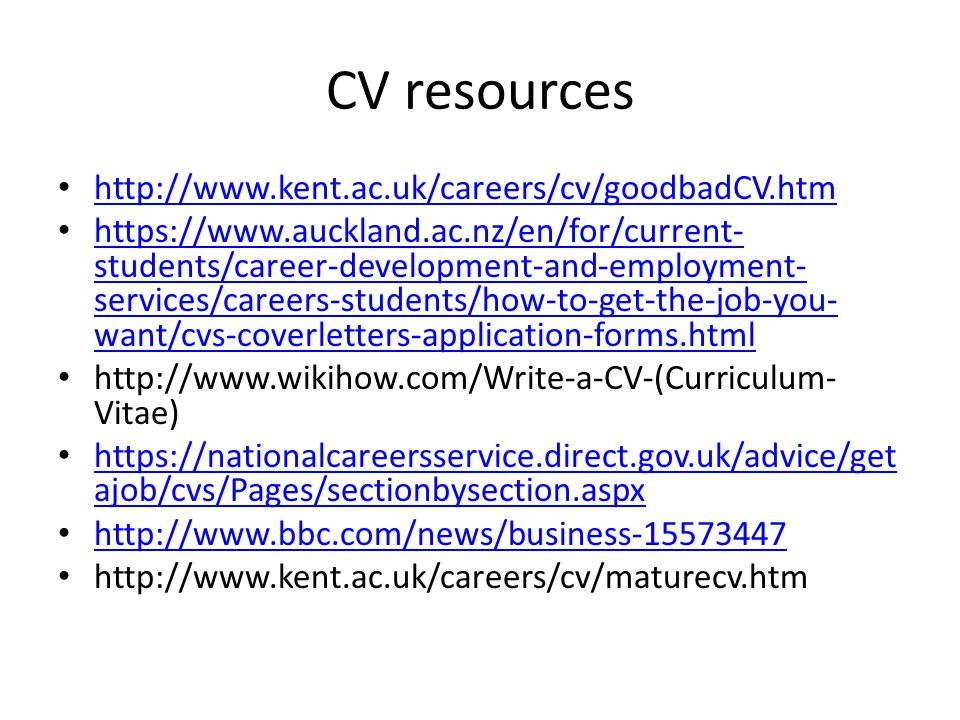 Cv And Rsum Writing In Auckland How To Write A Cv Ppt Video Online Download