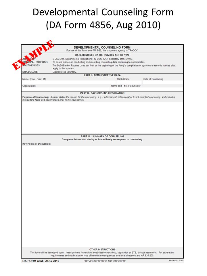 Referral Form Template - 9+ Free Pdf Documents Download FreeArmy - da form