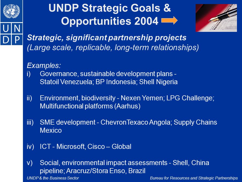 A Strategic Partnership to Make Business Work for the Poor - ppt