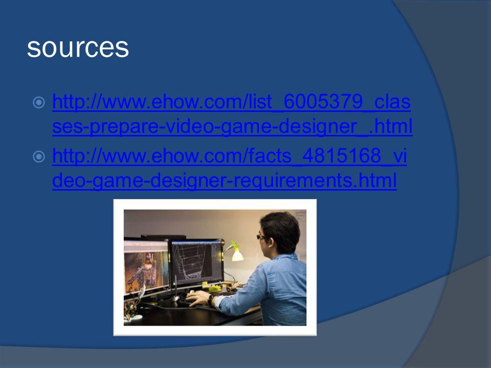 Game designer job description ehow home - Lark blog design - game designer job description