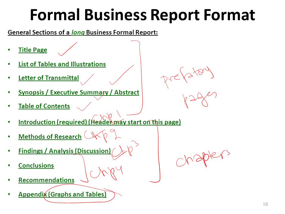 Tips When Writing Abstracts for Business Documents