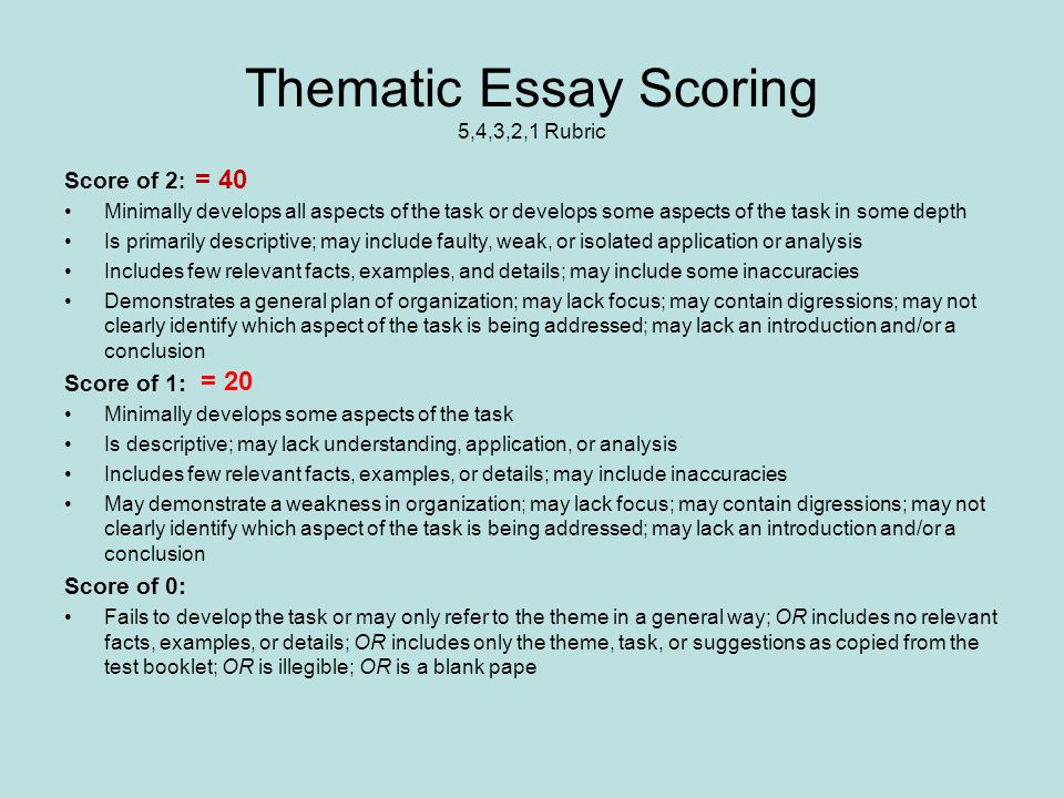 Global history regents thematic essay review Homework Service