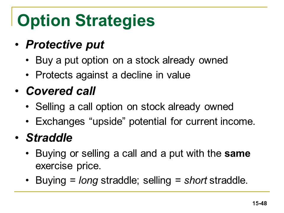 Buy stock and sell call options - how to buy options