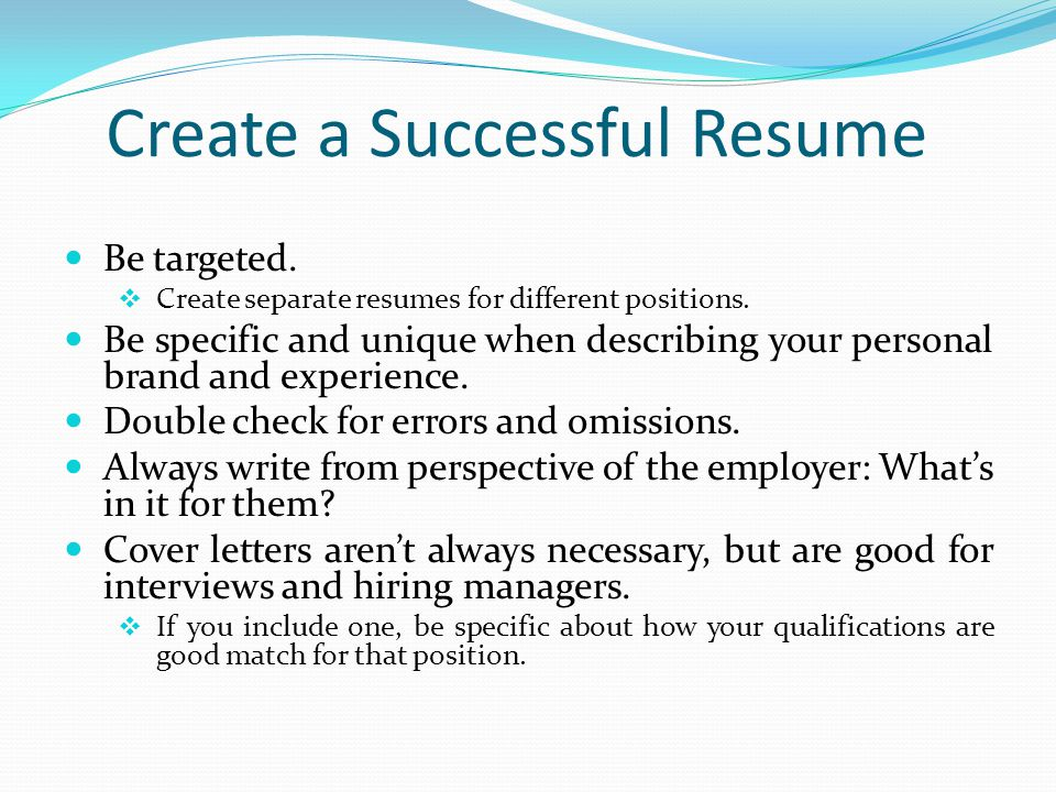 Presented By Konnect 4 Manpower Ppt Download Successful Resumes