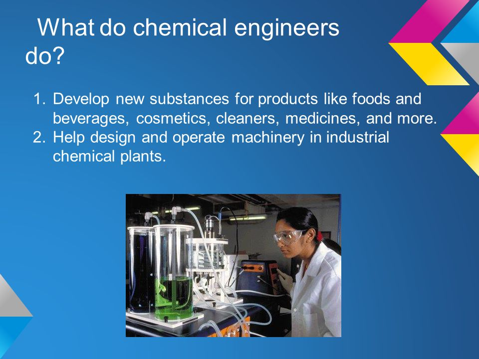 Chemical Engineering - ppt video online download - chemical engineer job description