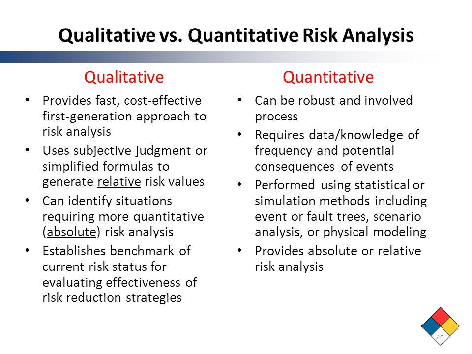 quantitative risk analysis templatexampleunicloudpl - sample quantitative risk analysis