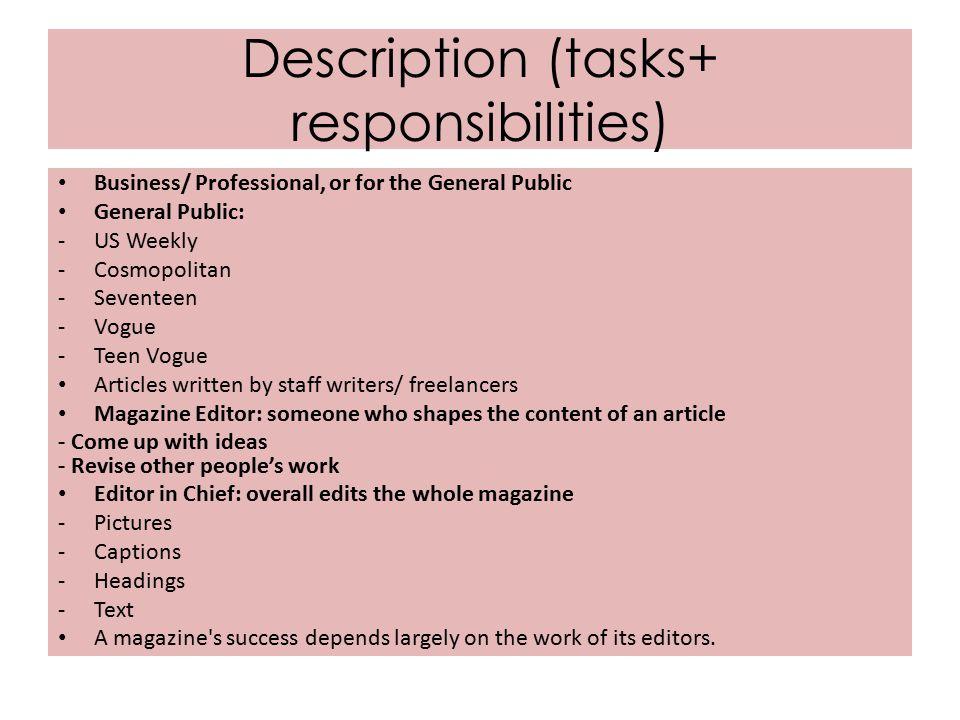Copy Editor Job Description Duties and Salary Studycom - mandegarinfo