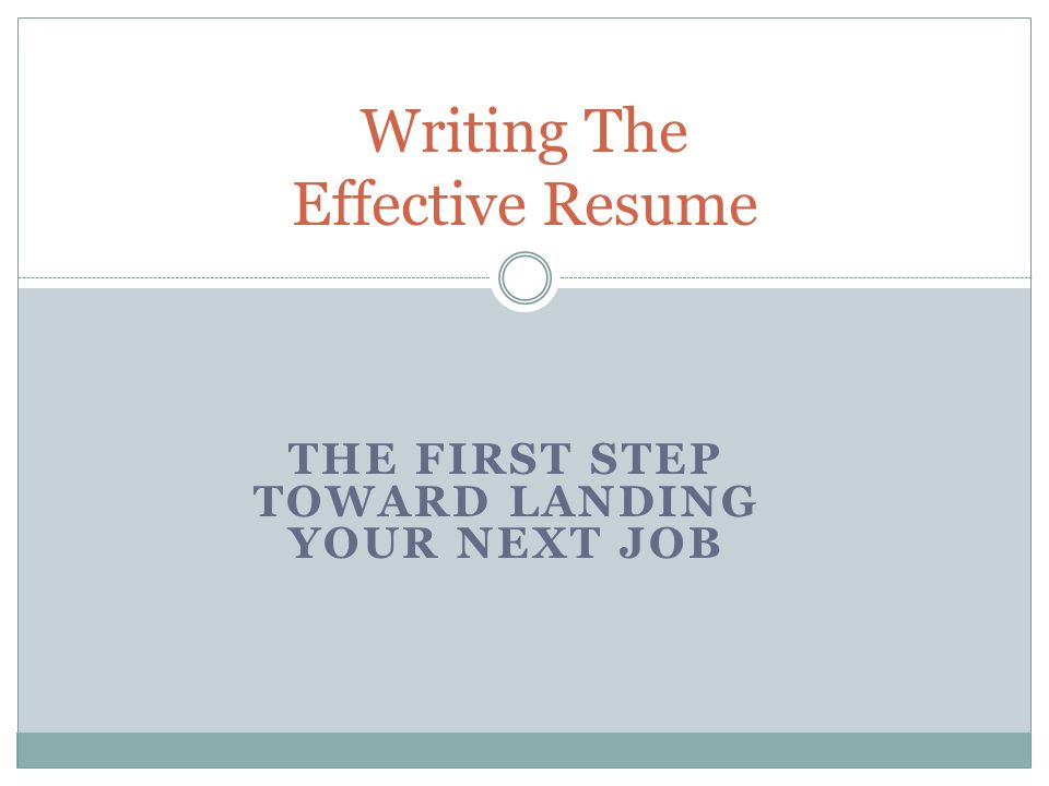 effective resume examples of good resume objectives job resume