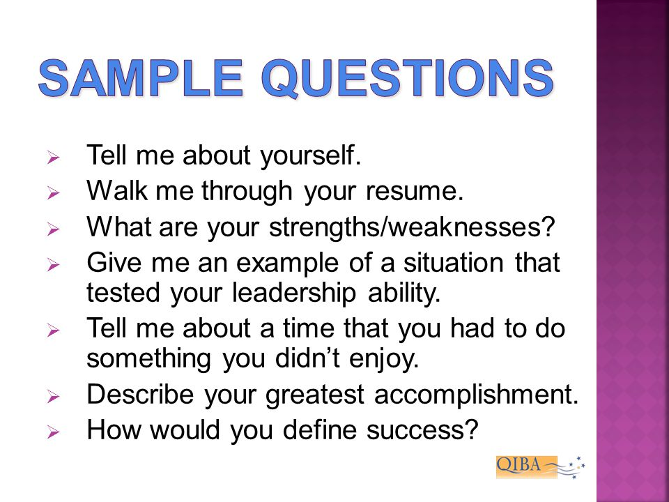 Walk Me Through Your Resume Example create a resumes format for - walk me through your resume