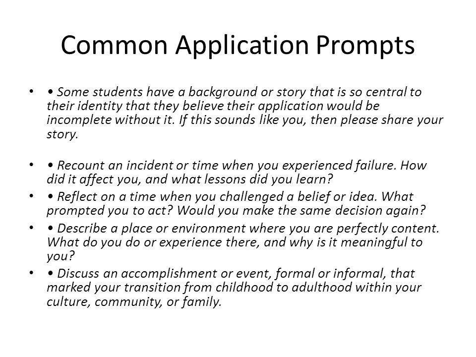how to write the common app essay - Vatozatozdevelopment