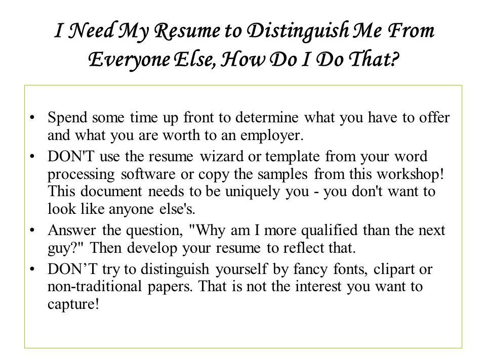 my resume templates