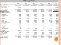 Free Worksheets  Creating A Budget Worksheet - Free Math ...