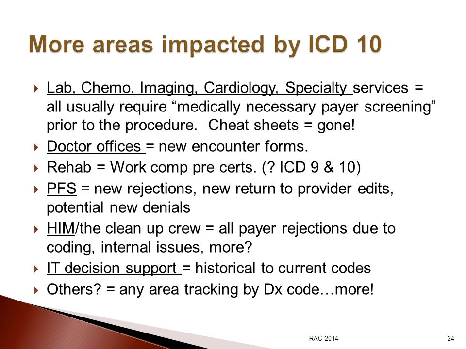 2014 cardiology coding changes