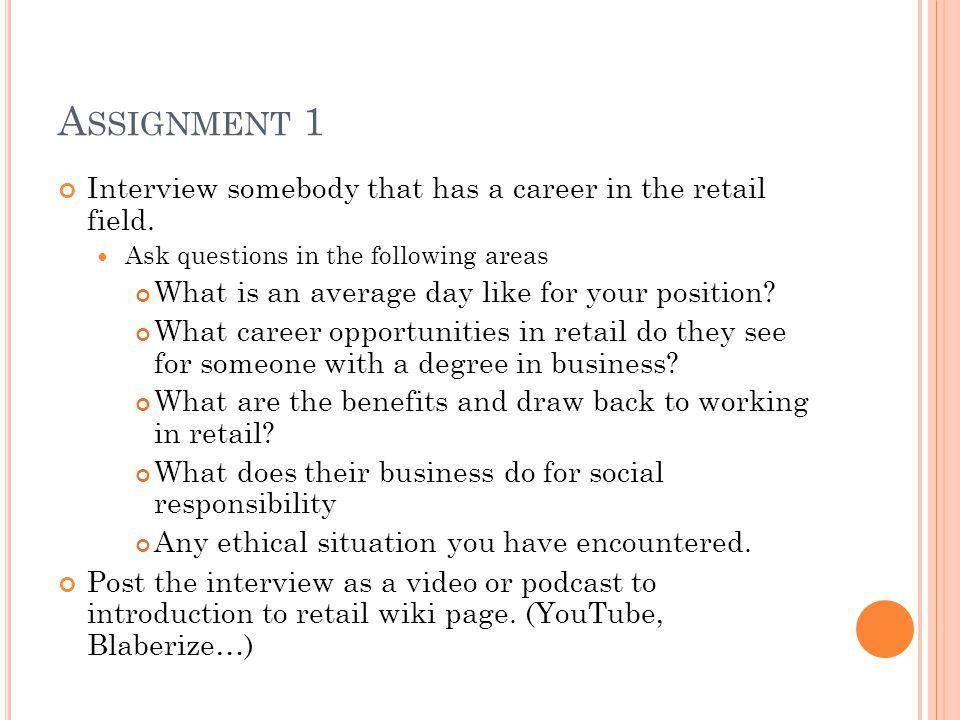 Retail Marketing - ppt download