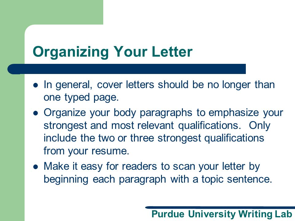 Resume and Cover Letter Workshop - ppt download - how to organize a resume
