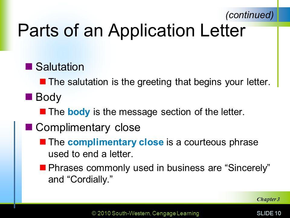 Ielts Complaint Letter Model Application Letter English Phrases College Application