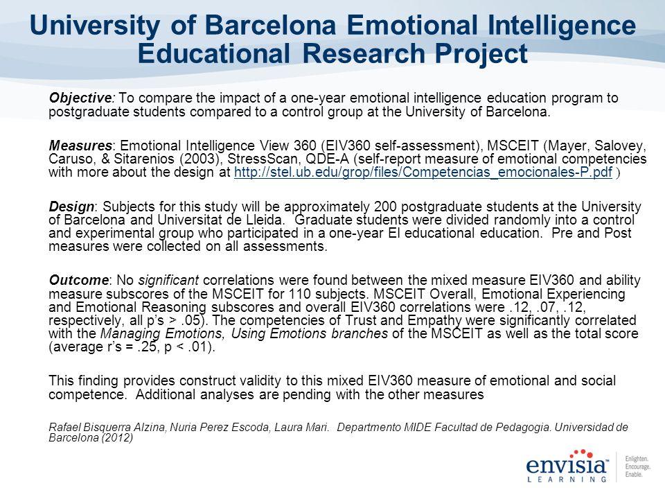 Understanding and Interpreting Emotional Intelligence View ppt download - emotional intelligence pdf