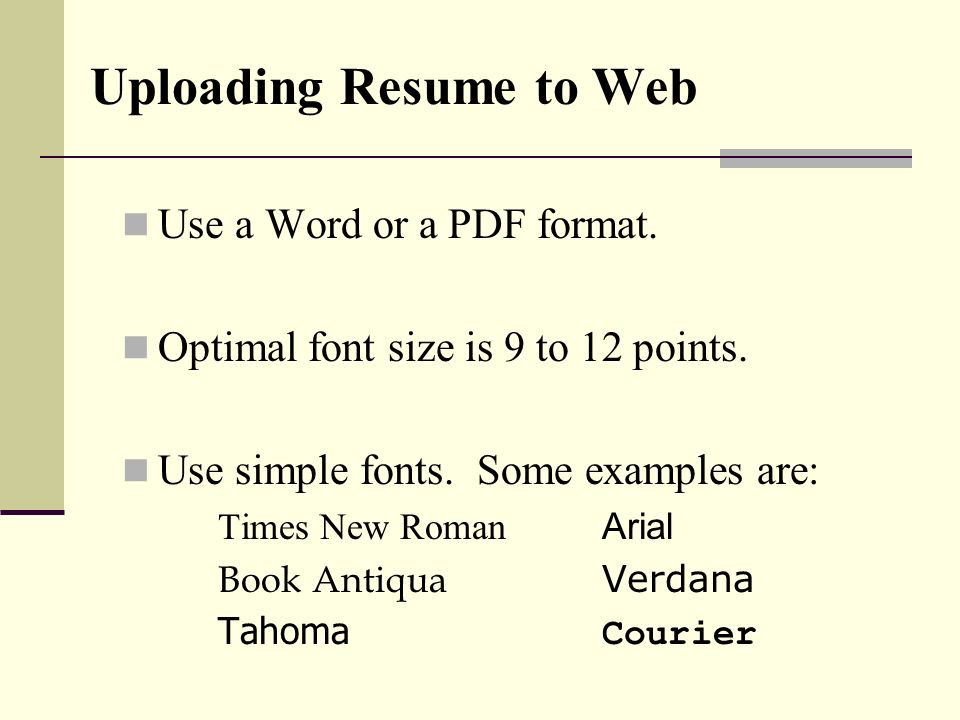 Business Writing Resume Writing, Cover Letters, Memos, s, Letters - what font to use on resume