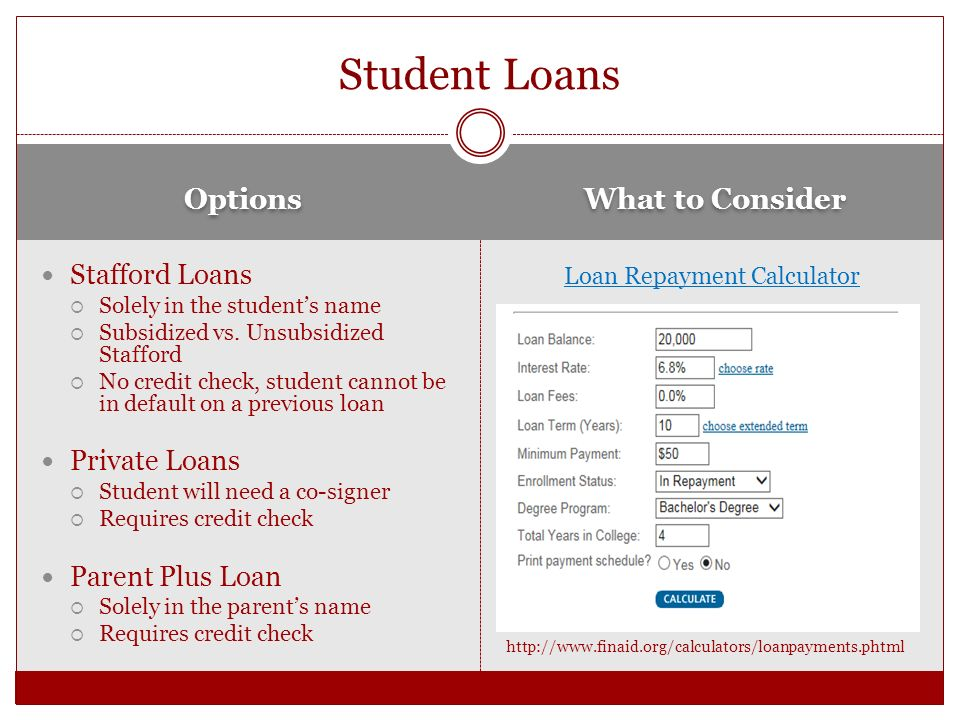 College Financial Aid Night - ppt video online download