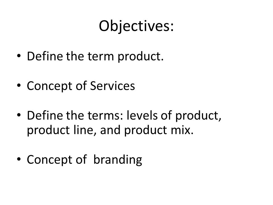 PRODUCT  BRAND - ppt video online download - define product