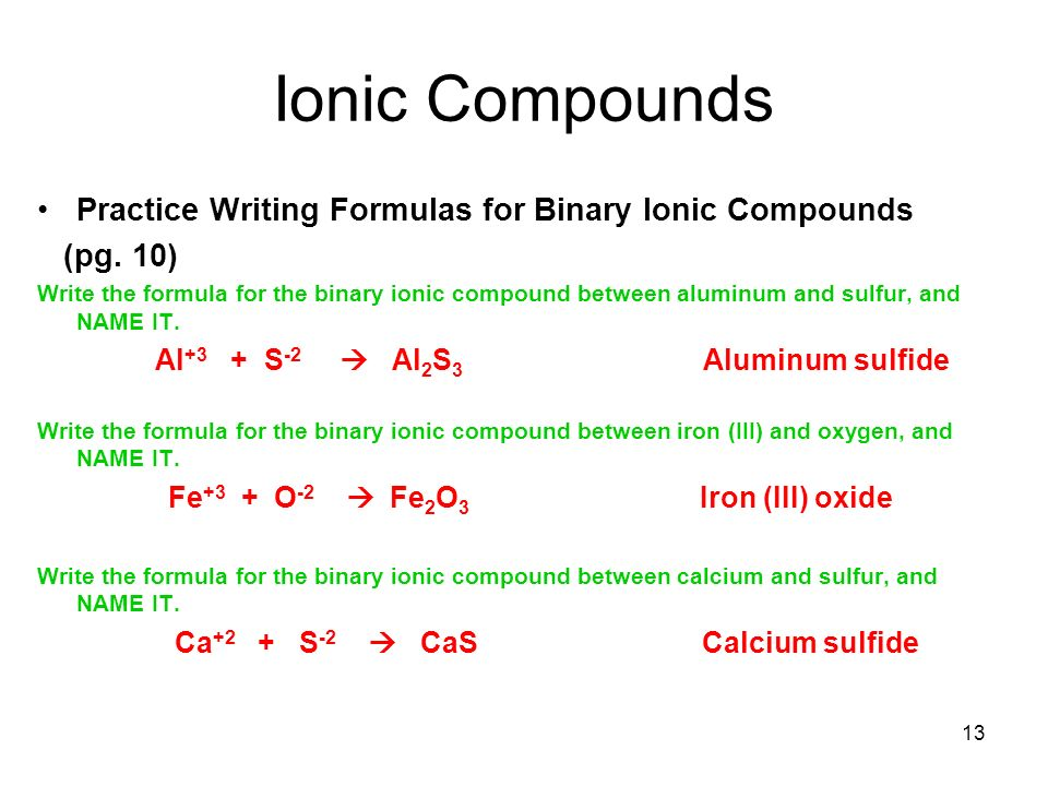 Cozy Simple Binary Ionic Compounds Worksheet 2 Answers Image Cfcpoland