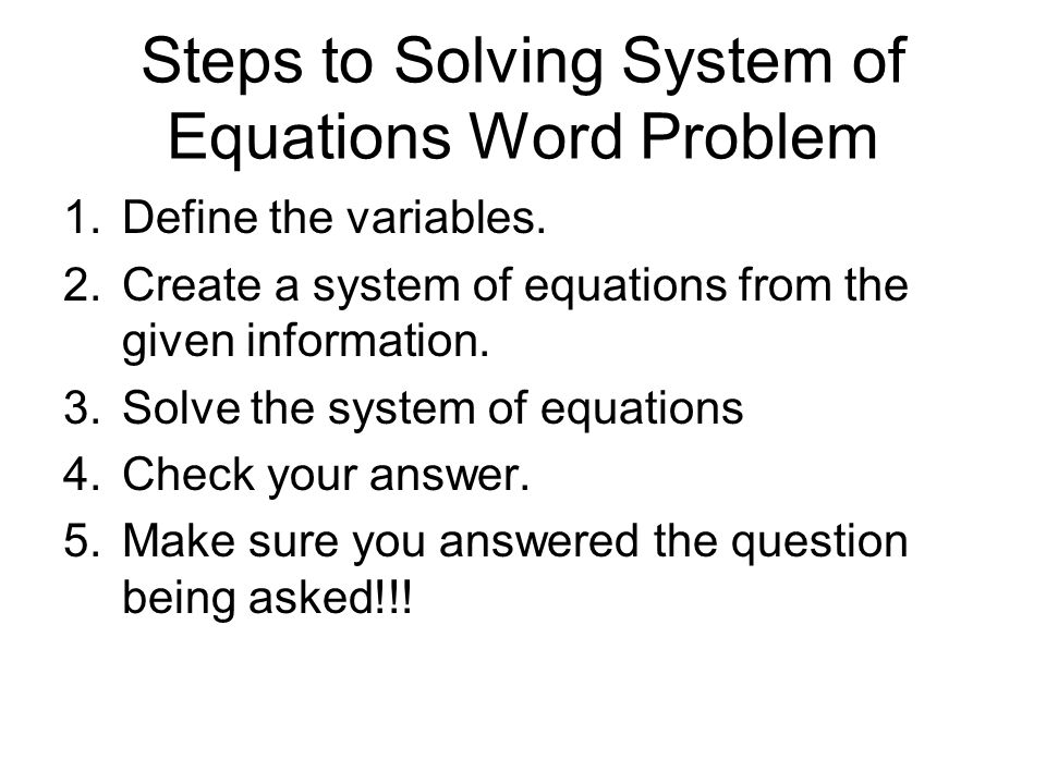 Comfortable system of equations word problems kuta software infinite system of equations word problems kuta software infinite algebra 1 answers ibookread Read Online