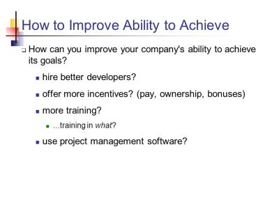 Capability Maturity Model Integrated - ppt video online download