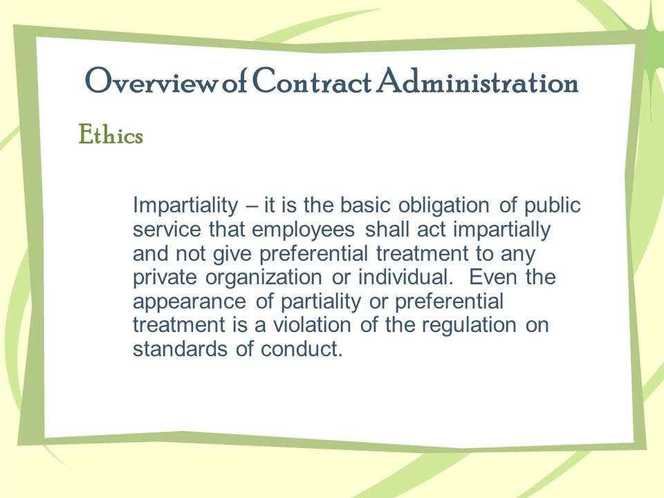 basic service contract – Basic Contract for Services