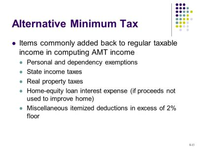 Individual Income Tax Computation and Tax Credits - ppt video online download