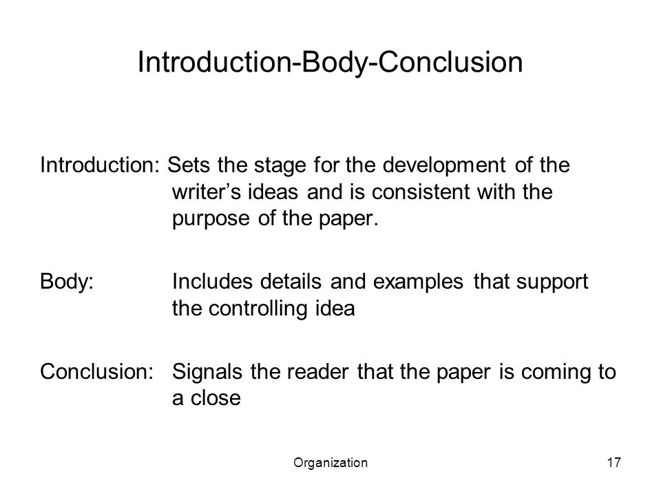 what is a thesis statement in an essay organizing an academic essay