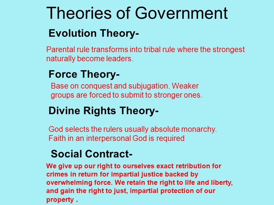 A short guide to political philosophies - ppt video online download